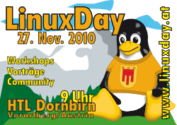 Linuxday 2010