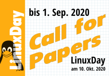 LinuxDay 2020 Call for Papers