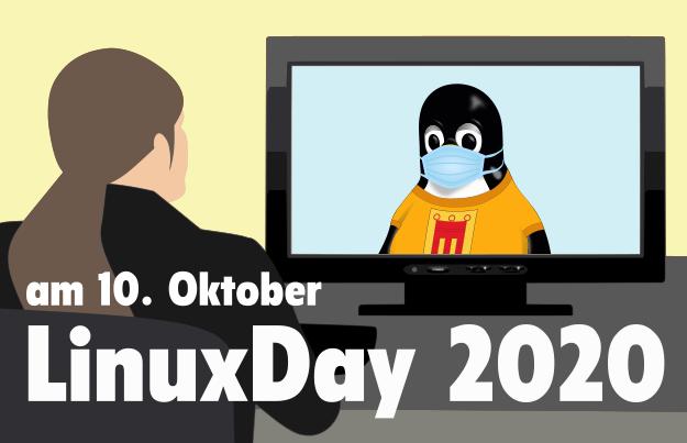 LinuxDay 2020 am 10. Oktober