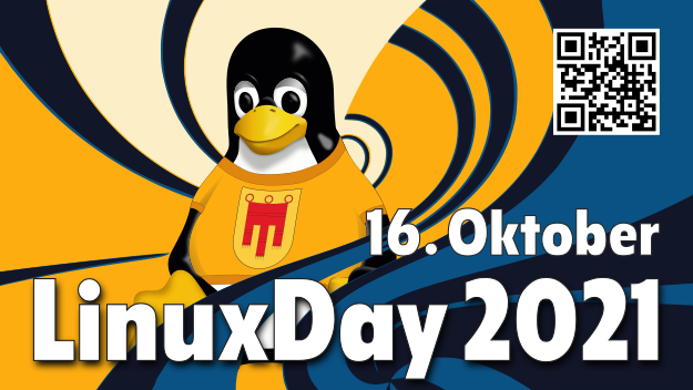 LinuxDay 2021 am 16. Oktober